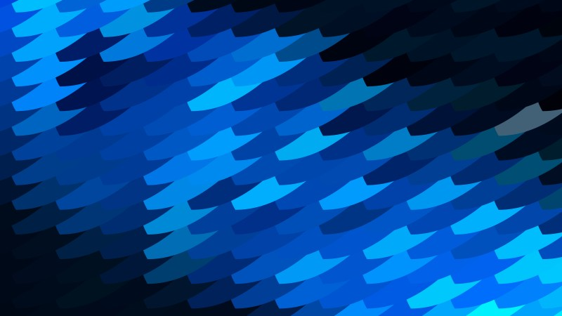Abstract Black and Blue Geometric Shapes Background Illustrator