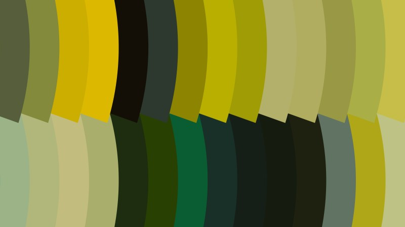 Abstract Black Green and Yellow Geometric Shapes Background