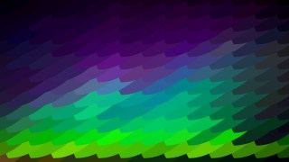 Black Purple and Green Geometric Shapes Background