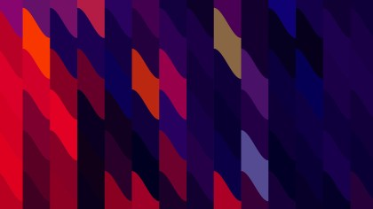 Abstract Black Red and Blue Geometric Shapes Background