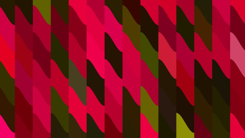 Black Red and Green Geometric Shapes Background