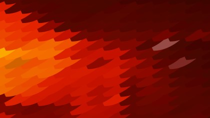 Abstract Black Red and Orange Geometric Shapes Background Illustrator