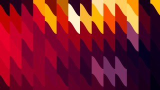 Abstract Black Red and Orange Geometric Shapes Background