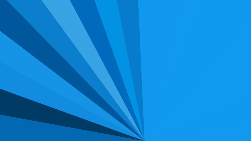 Abstract Blue Geometric Shapes Background Graphic