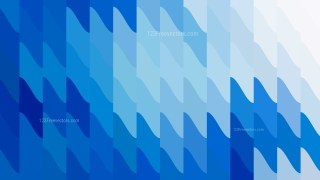 Abstract Blue Geometric Shapes Background Illustrator