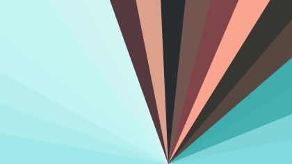 Abstract Blue and Brown Geometric Shapes Background Graphic