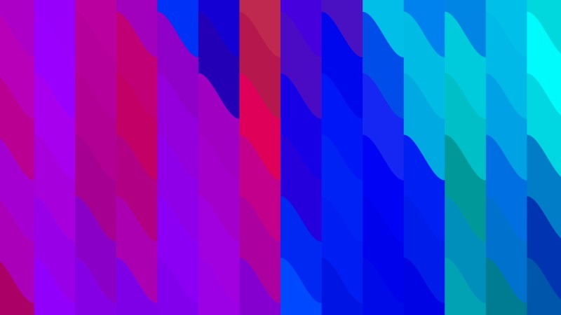 Abstract Blue and Purple Geometric Shapes Background