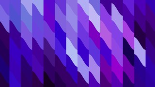 Abstract Blue and Purple Geometric Shapes Background Vector
