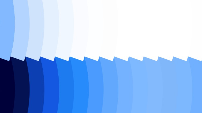 Blue and White Geometric Shapes Background Vector