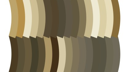 Brown and White Geometric Shapes Background Design