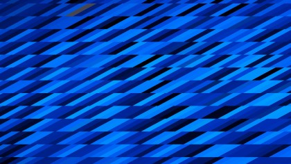 Abstract Cobalt Blue Geometric Shapes Background Vector