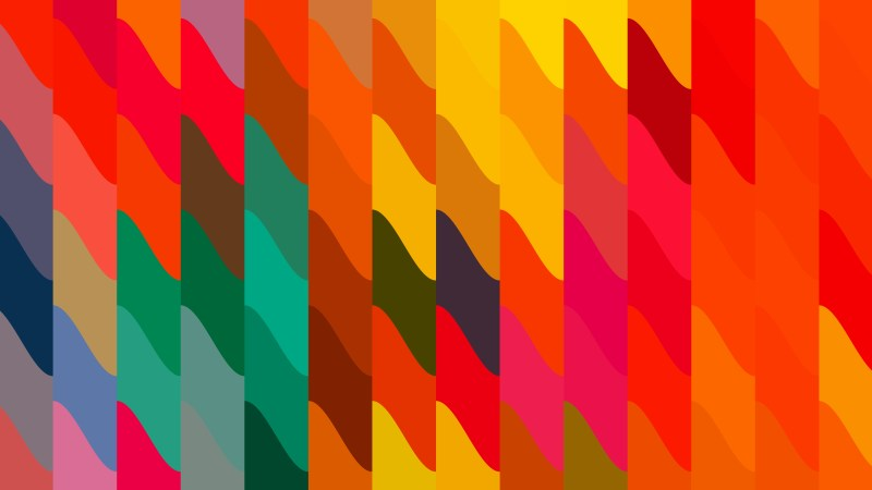Abstract Colorful Geometric Shapes Background Vector Graphic