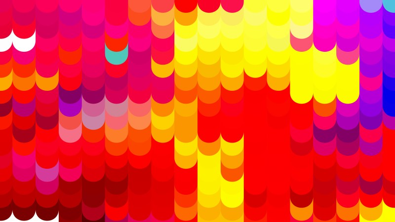 Colorful Geometric Shapes Background Graphic