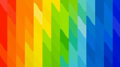 Abstract Colorful Geometric Shapes Background Design