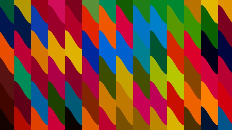 Abstract Colorful Geometric Shapes Background Graphic