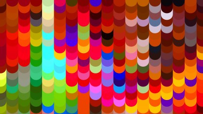 Colorful Geometric Shapes Background Illustrator