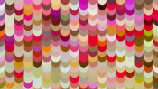 Colorful Geometric Shapes Background Design