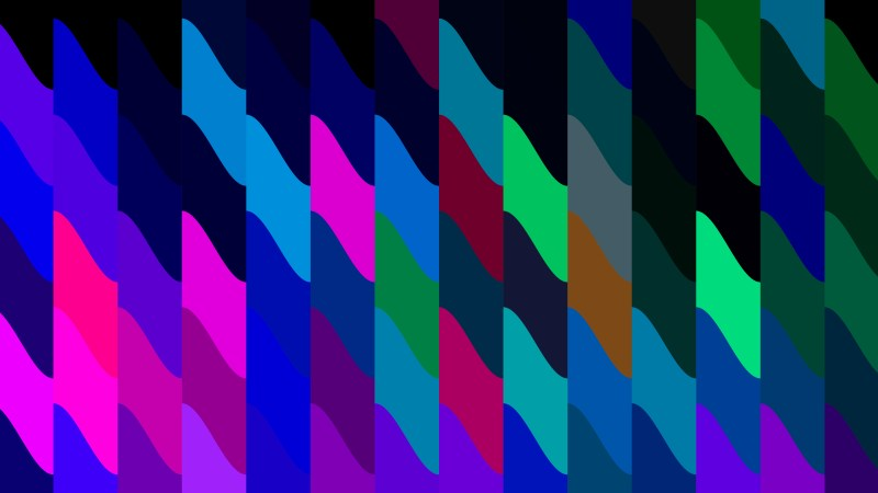 Cool Geometric Shapes Background