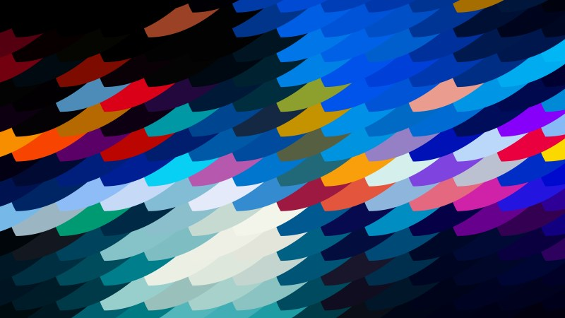 Abstract Cool Geometric Shapes Background