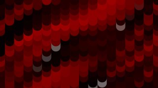 Abstract Cool Red Geometric Shapes Background