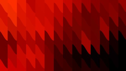 Cool Red Geometric Shapes Background