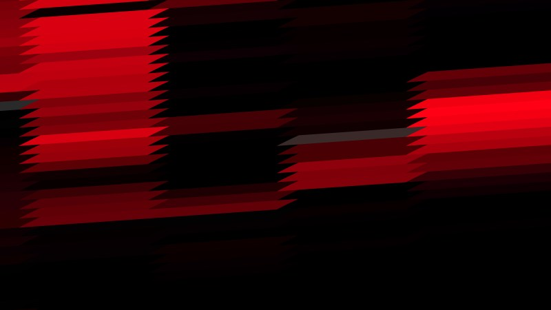 Abstract Cool Red Geometric Shapes Background Illustrator