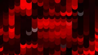 Cool Red Geometric Shapes Background Design