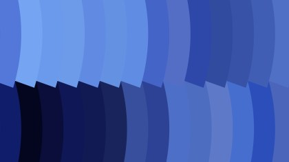 Abstract Dark Blue Geometric Shapes Background