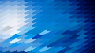 Abstract Dark Blue Geometric Shapes Background Vector