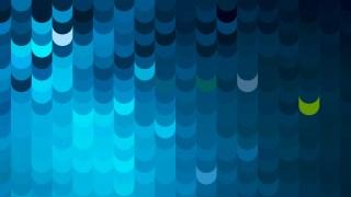 Dark Blue Geometric Shapes Background