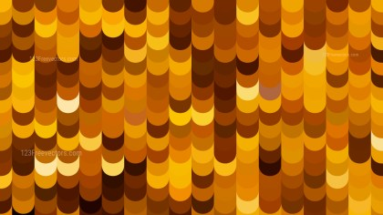 Dark Orange Geometric Shapes Background Graphic