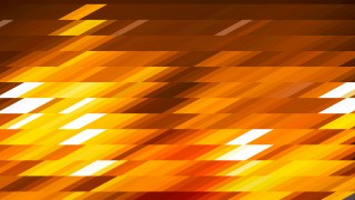 Abstract Dark Orange Geometric Shapes Background