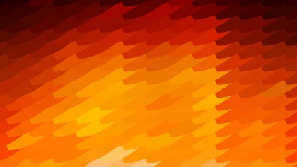 Abstract Dark Orange Geometric Shapes Background Vector Graphic