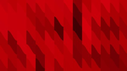 Dark Red Geometric Shapes Background Vector