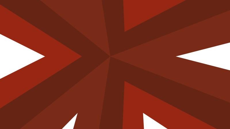 Dark Red Geometric Shapes Background
