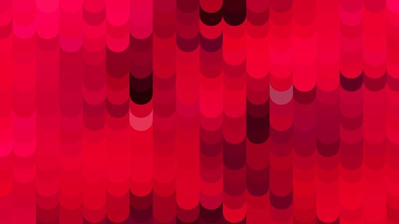 Dark Red Geometric Shapes Background Illustrator