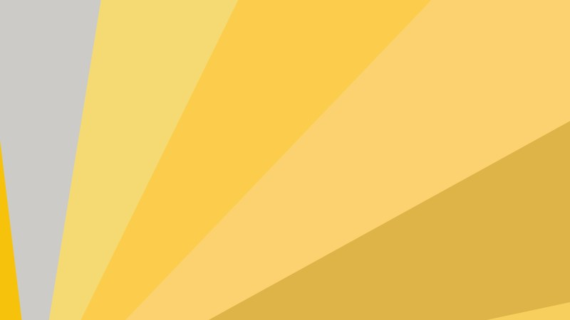 Abstract Gold Geometric Shapes Background