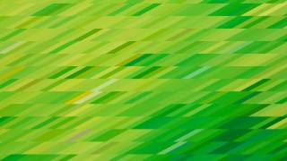 Abstract Green Geometric Shapes Background Vector Graphic