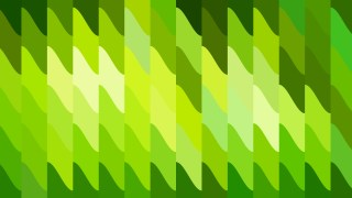 Green Geometric Shapes Background