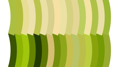 Abstract Green and Beige Geometric Shapes Background Design