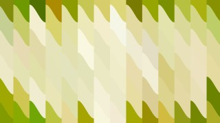 Abstract Green and Beige Geometric Shapes Background