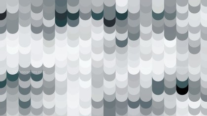Grey and White Geometric Shapes Background Design