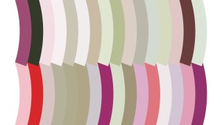 Abstract Light Color Geometric Shapes Background