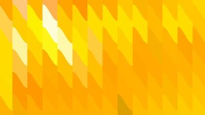 Orange Geometric Shapes Background Vector