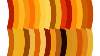 Orange Geometric Shapes Background Vector Graphic