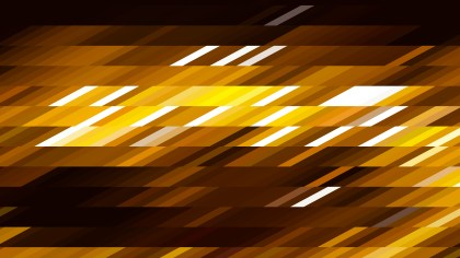 Abstract Orange and Black Geometric Shapes Background