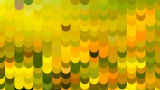 Abstract Orange and Green Geometric Shapes Background Illustrator