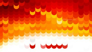 Abstract Orange and White Geometric Shapes Background Illustrator
