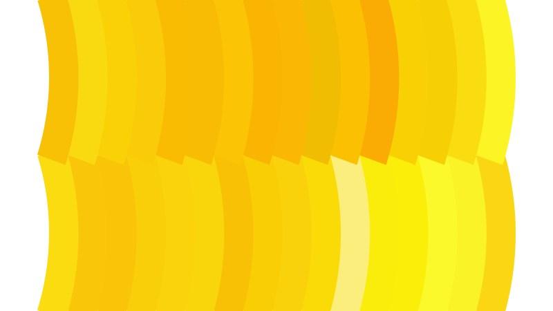 Orange and White Geometric Shapes Background