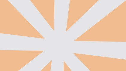 Orange and White Geometric Shapes Background Vector Graphic